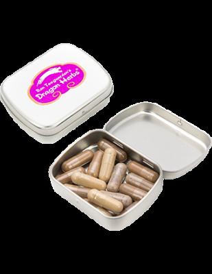 Tin Pill Box