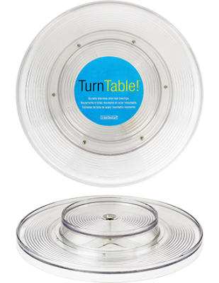 Turn Table - Herbal Lazy Susan