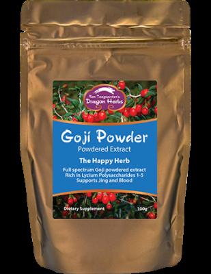 Goji Powder Powdered Extract -- 100 g