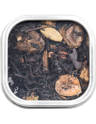 Shilajit Bliss Tea - small tin