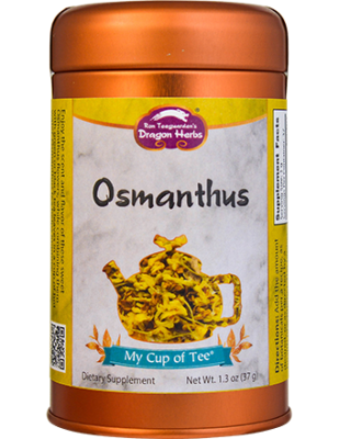 Osmanthus - Stackable Tin Can