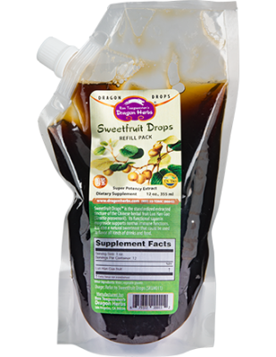 Sweetfruit Drops - 12 oz Refill Pouch
