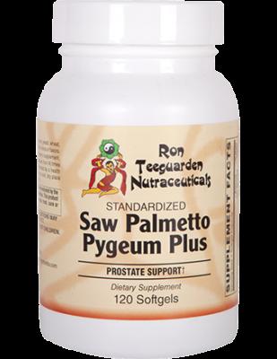 Saw Palmetto/Pygeum Plus 120