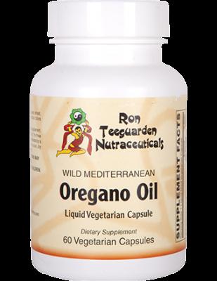 Oregano Oil Veggie Caps 45mg