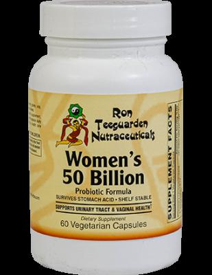 Women's 50 Billion Probiotic Formula