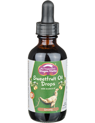 Ginseng Sweetfruit Oil