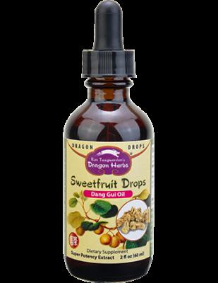 Sweetfruit Drops Dang Gui Oil