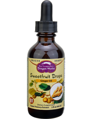 Sweetfruit Drops Ginger Oil