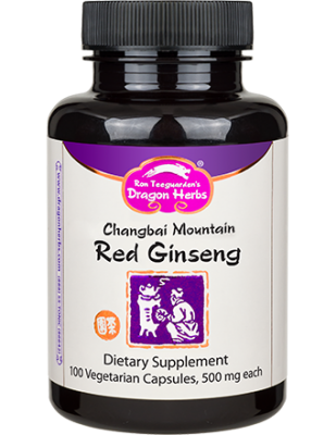 Changbai Mountain Red Ginseng Extract