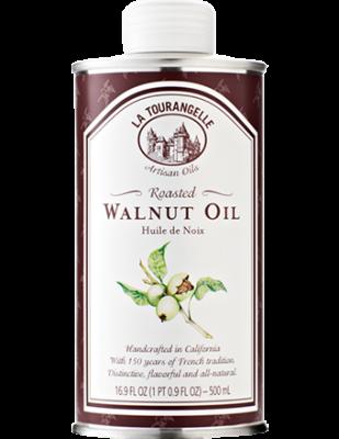 Walnut Oil - La Tourangelle 500 mL