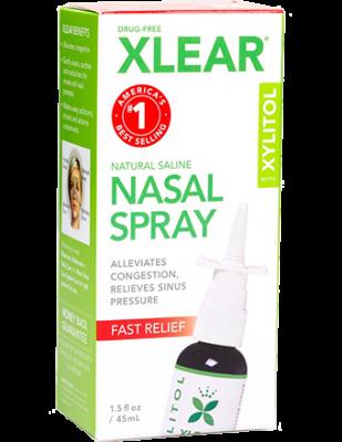 Xlear Nasal Wash Spray