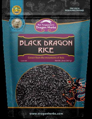 Black Dragon Rice
