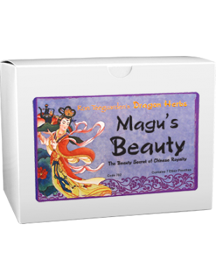 Magu's Beauty Tea