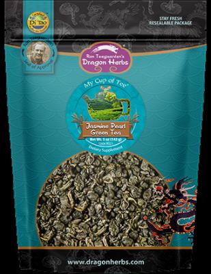 Jasmine Pearl Tea (Green tea)