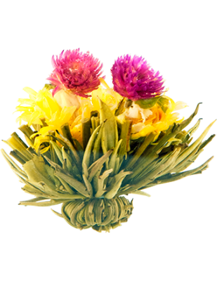 Double Happiness Blossom Tea, 9 bulb pack