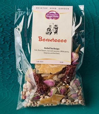 Beauteeee Herb Pack