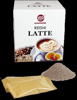 Reishi Latte Coffee