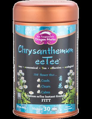 Chrysanthemum eeTee in Jar
