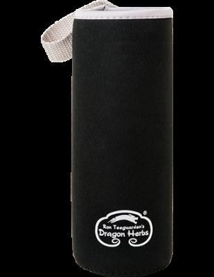 Insulated Glass Travel Bottle Sleeve