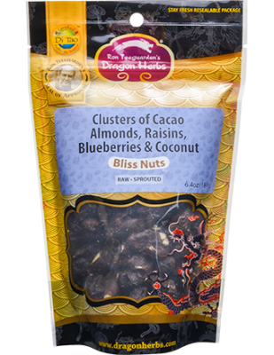 Bliss Nuts Cacao Almond Nuts