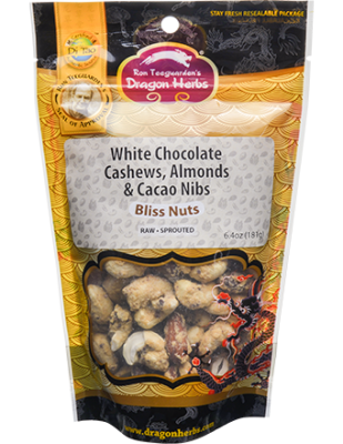 Bliss Nuts White Chocolate Nuts
