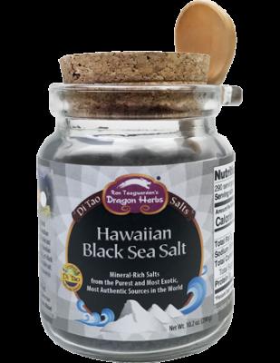 Hawaiian Black Sea Salt