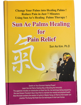 Sun Ae Palms Healing for Pain Relief