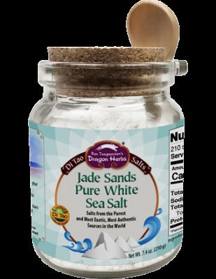 Jade Sands Pure White Sea Salt