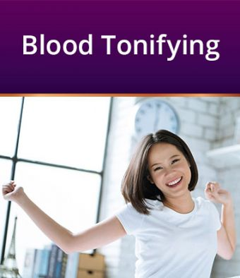 Blood Tonifying