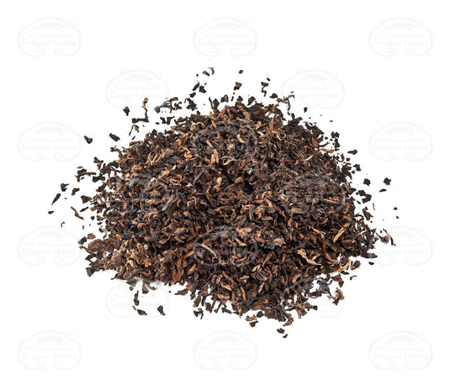Pu Erh Tea Leaf