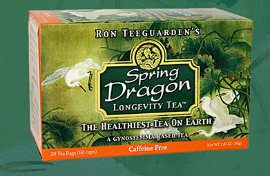 Spring Dragon Longevity Tea Slideshow