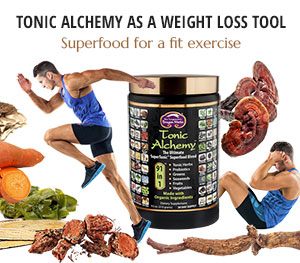 Tonic Alchemy as a weight loss tool