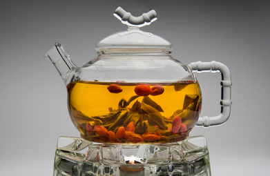Goji and Green Tea Recipe
