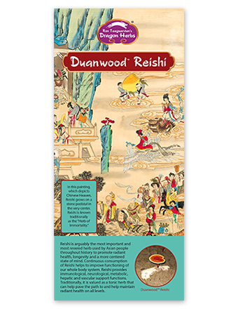 Duanwood Reishi brochure