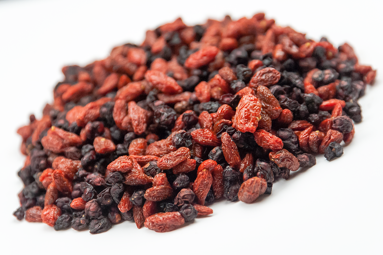 Mixed dried Goji and Schizandra