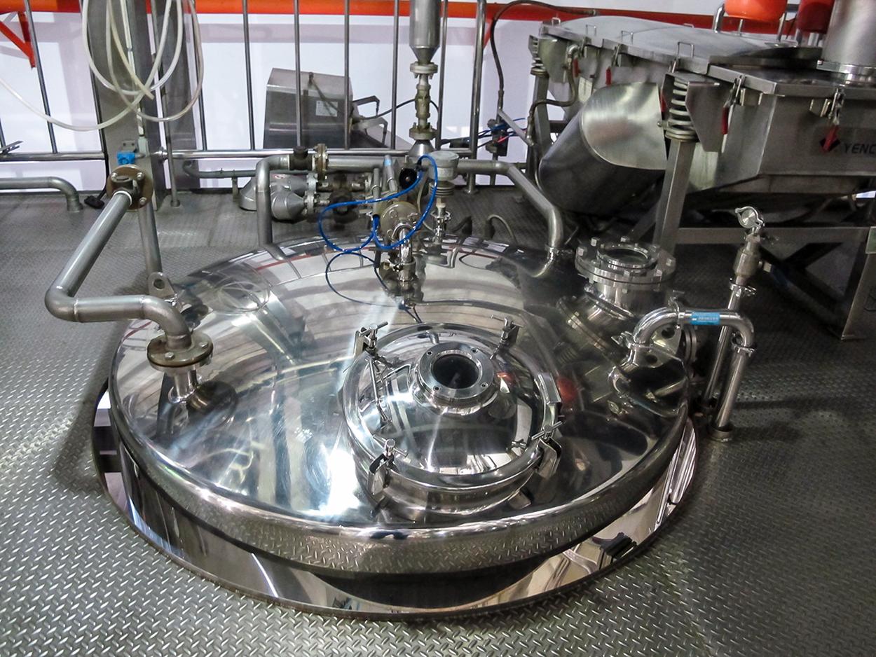 Brewing chamber
