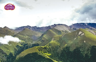 Bhutanese Scene