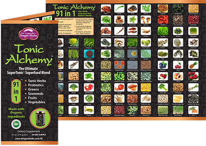 More information and ingredient images in Tonic Alchemy