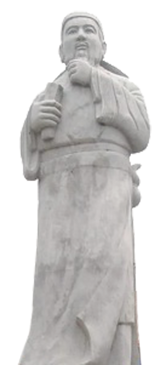 herb-king-statue