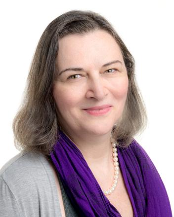 Senior Herbalist Joan-Angela Hess