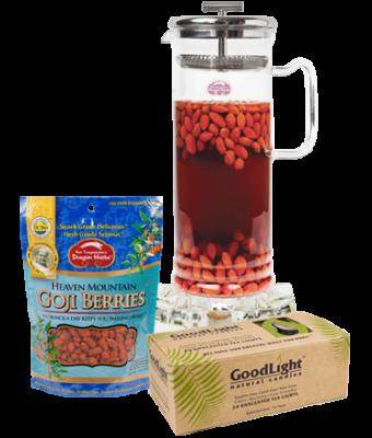 Goji Tea Kit