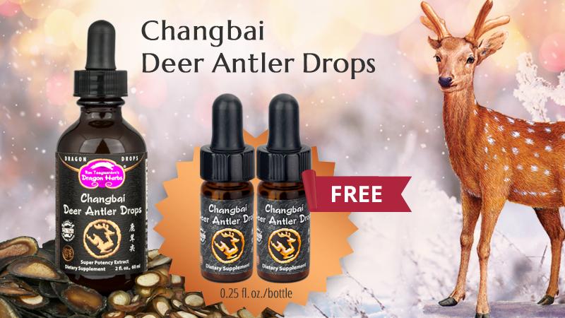 Deer Antler Drops